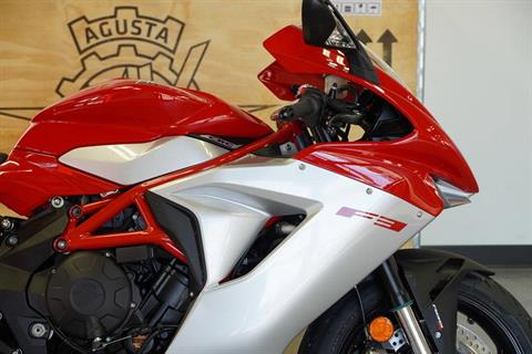 2020 MV Agusta F3 800 in West Allis, Wisconsin - Photo 4