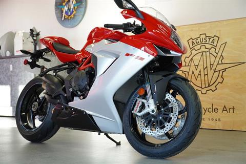 2020 MV Agusta F3 800 in West Allis, Wisconsin - Photo 1