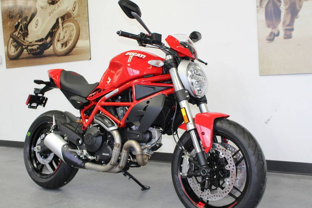 2020 Ducati Monster 797+ in West Allis, Wisconsin - Photo 1