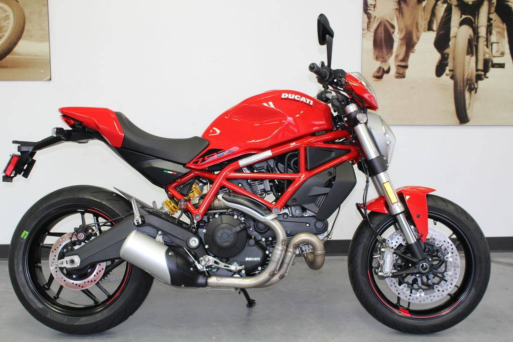 2020 Ducati Monster 797+ in West Allis, Wisconsin - Photo 3