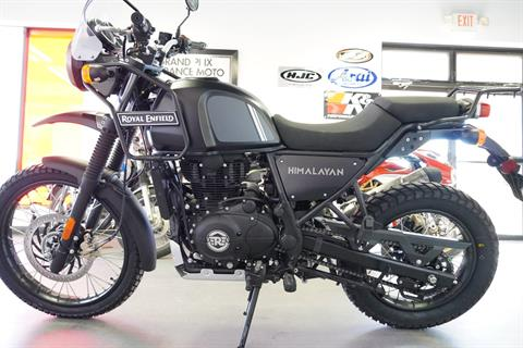 2021 Royal Enfield Himalayan 411 EFI ABS in West Allis, Wisconsin - Photo 1