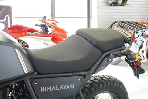2021 Royal Enfield Himalayan 411 EFI ABS in West Allis, Wisconsin - Photo 4
