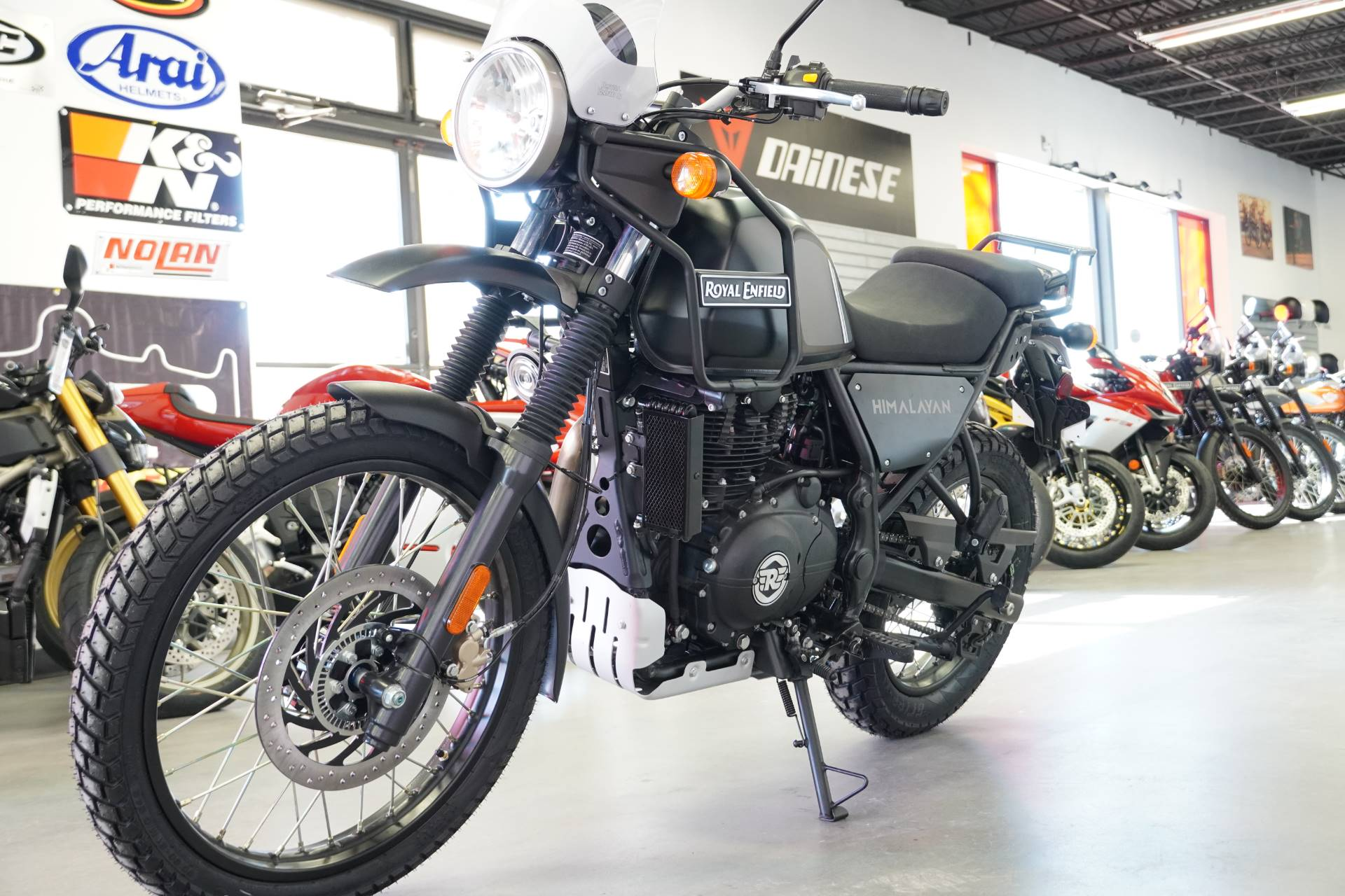 2021 Royal Enfield Himalayan 411 EFI ABS in West Allis, Wisconsin - Photo 5