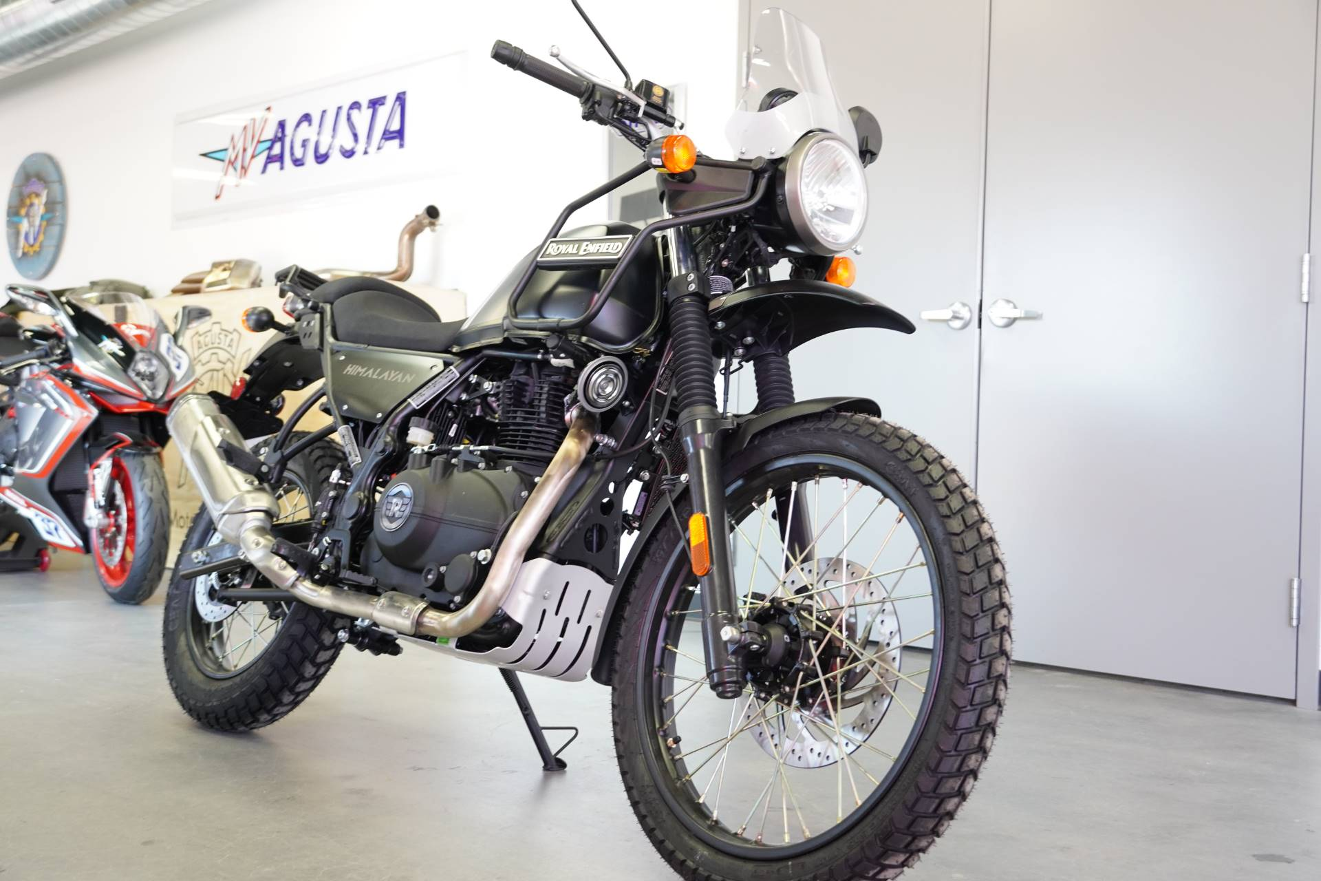 2021 Royal Enfield Himalayan 411 EFI ABS in West Allis, Wisconsin - Photo 7