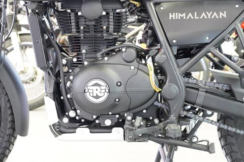 2021 Royal Enfield Himalayan 411 EFI ABS in West Allis, Wisconsin - Photo 10