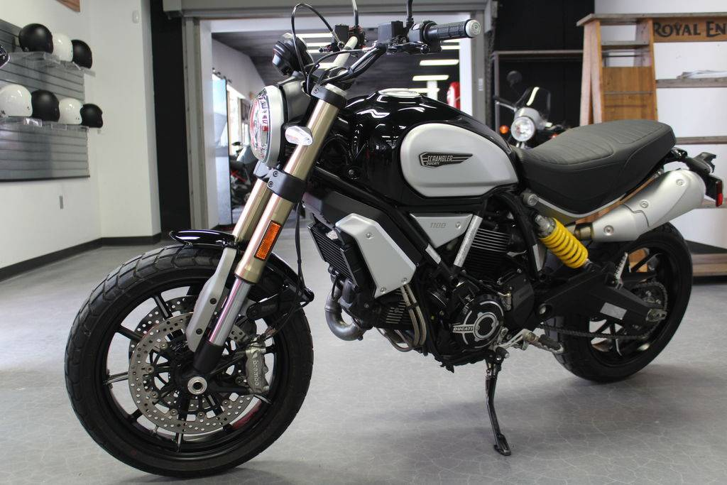 2018 Ducati Scrambler 1100 in West Allis, Wisconsin - Photo 4