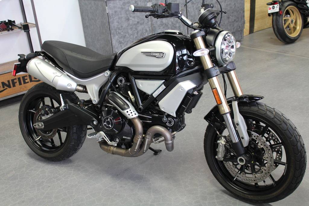 2018 Ducati Scrambler 1100 in West Allis, Wisconsin - Photo 2
