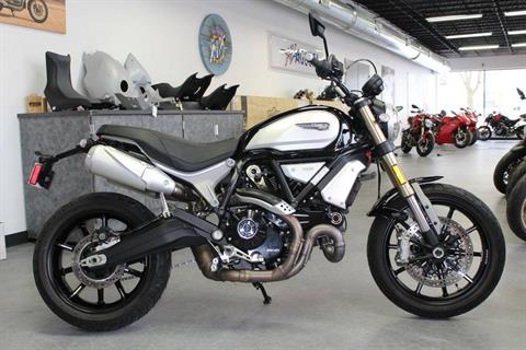 2018 Ducati Scrambler 1100 in West Allis, Wisconsin - Photo 1