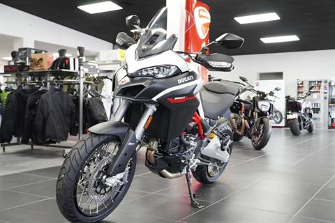 2021 Ducati Multistrada 950 S Spoked Wheel in West Allis, Wisconsin - Photo 8