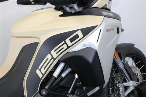 2020 Ducati Multistrada 1260 Enduro in West Allis, Wisconsin - Photo 9