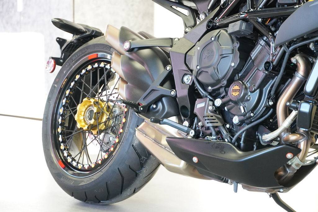2021 MV Agusta Dragster RR in West Allis, Wisconsin - Photo 6