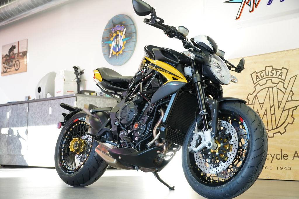 2021 MV Agusta Dragster RR in West Allis, Wisconsin - Photo 5
