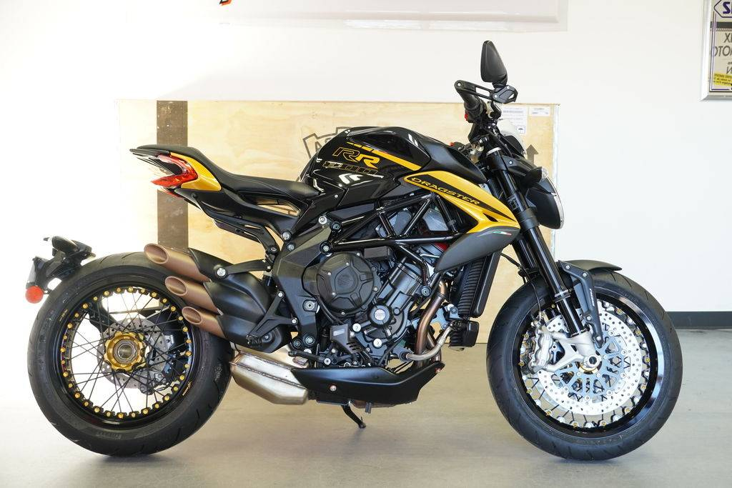 2021 MV Agusta Dragster RR in West Allis, Wisconsin - Photo 1