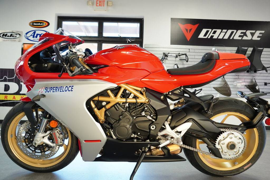 2021 MV Agusta SUPERVELOCE in West Allis, Wisconsin - Photo 13