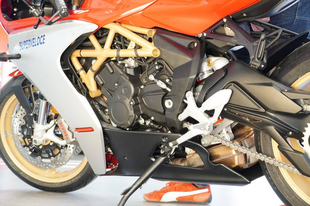 2021 MV Agusta SUPERVELOCE in West Allis, Wisconsin - Photo 14
