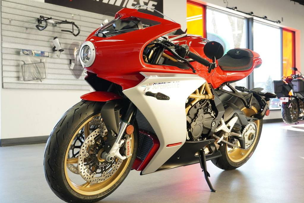 2021 MV Agusta SUPERVELOCE in West Allis, Wisconsin - Photo 11