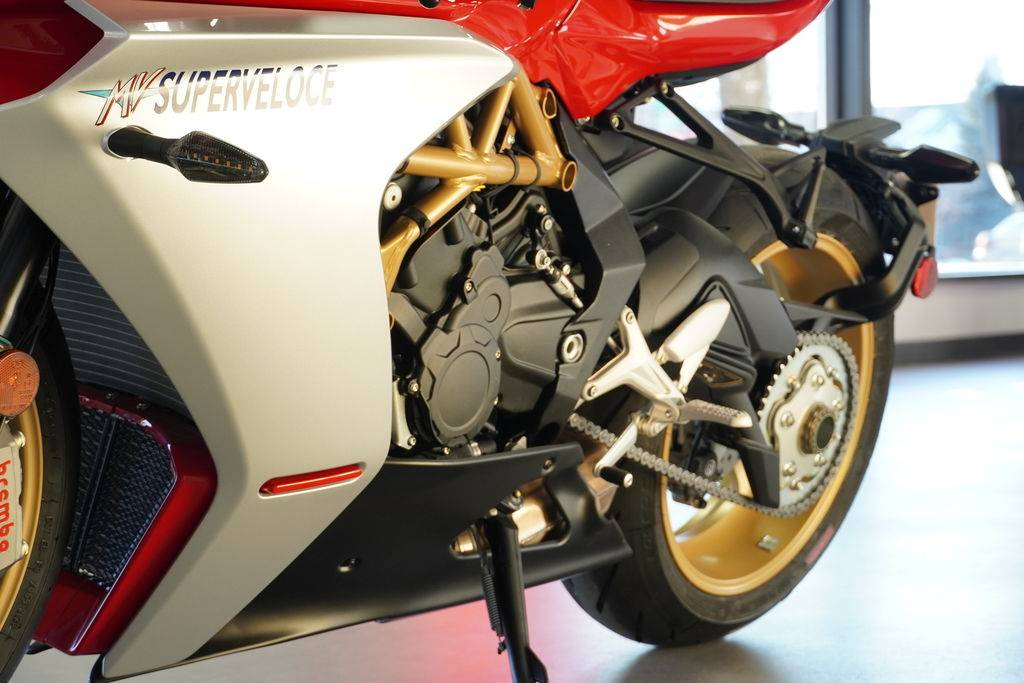 2021 MV Agusta SUPERVELOCE in West Allis, Wisconsin - Photo 12
