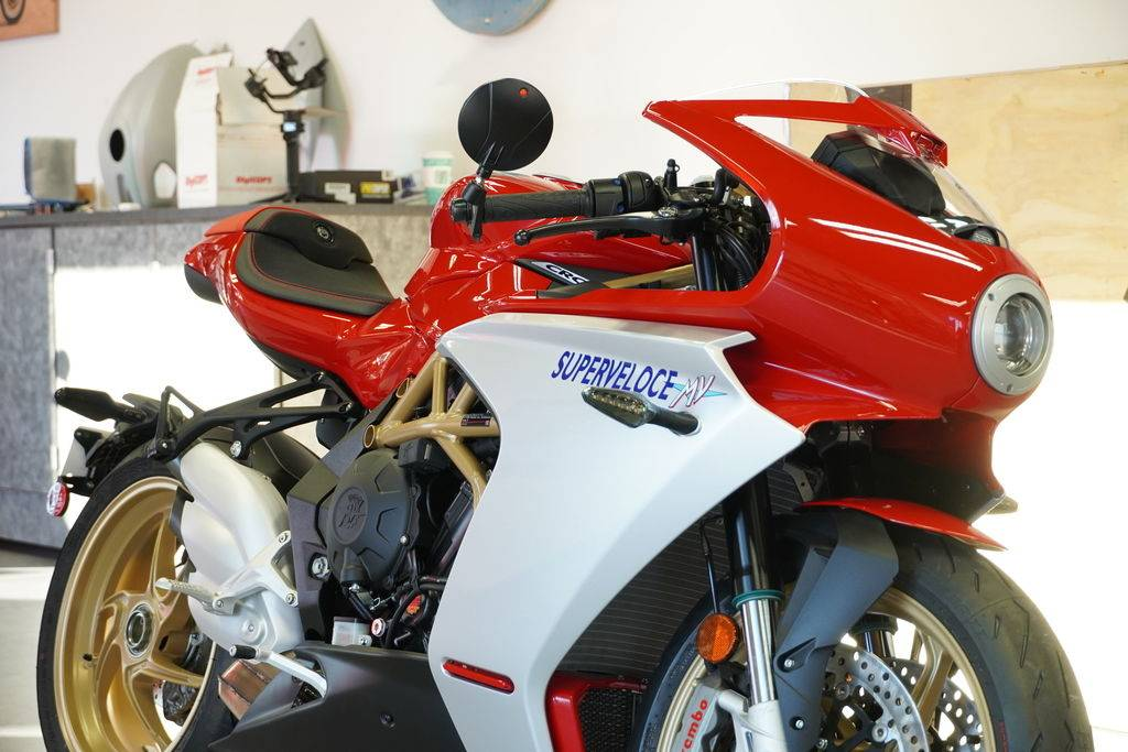 2021 MV Agusta SUPERVELOCE in West Allis, Wisconsin - Photo 1