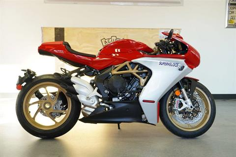 2021 MV Agusta SUPERVELOCE in West Allis, Wisconsin - Photo 6