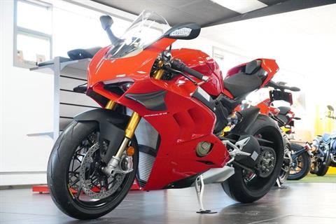 2021 Ducati Panigale V4 S in West Allis, Wisconsin - Photo 3