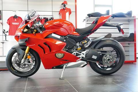 2021 Ducati Panigale V4 S in West Allis, Wisconsin - Photo 2