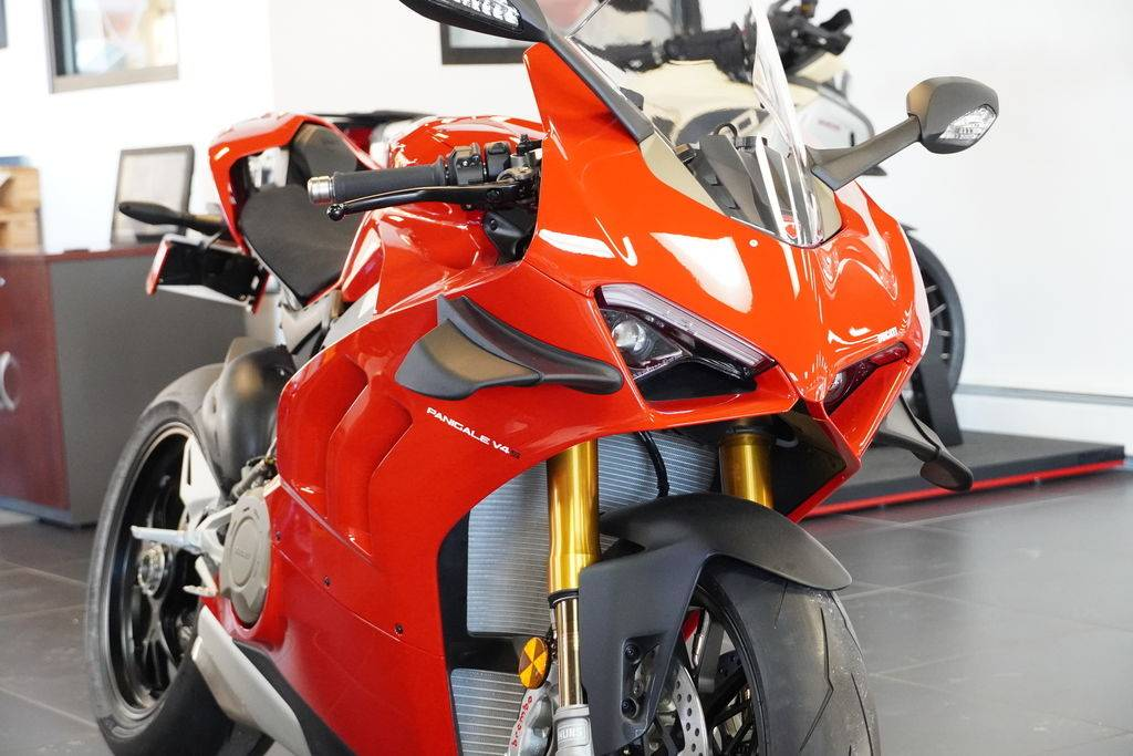 2021 Ducati Panigale V4 S in West Allis, Wisconsin - Photo 12