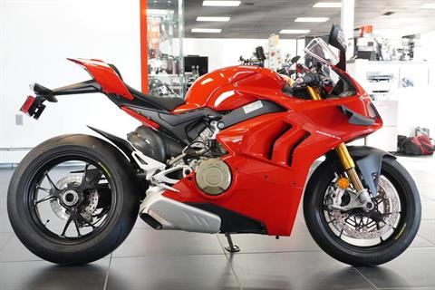 2021 Ducati Panigale V4 S in West Allis, Wisconsin - Photo 1