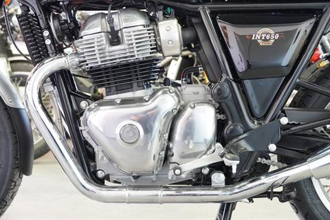 2021 Royal Enfield INT650 in West Allis, Wisconsin - Photo 7