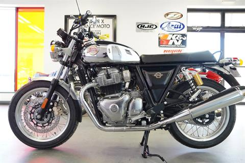 2021 Royal Enfield INT650 in West Allis, Wisconsin - Photo 8