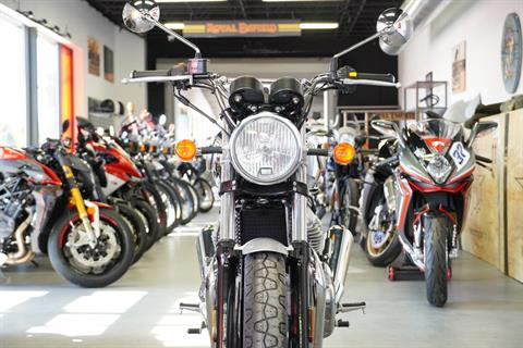 2021 Royal Enfield INT650 in West Allis, Wisconsin - Photo 11