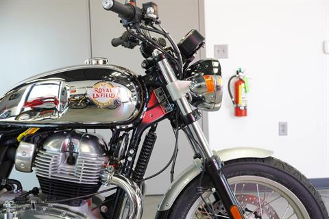 2021 Royal Enfield INT650 in West Allis, Wisconsin - Photo 13