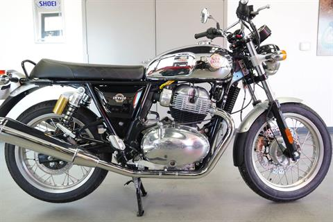 2021 Royal Enfield INT650 in West Allis, Wisconsin - Photo 2