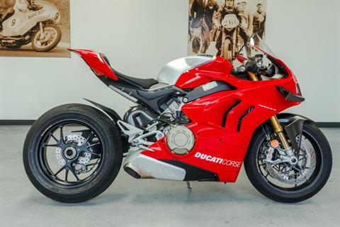 2020 Ducati Panigale V4 R in West Allis, Wisconsin - Photo 1