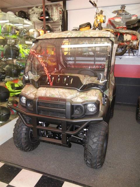 2020 Kawasaki Mule SX 4X4 XC Camo FI in Laurel, Maryland - Photo 1