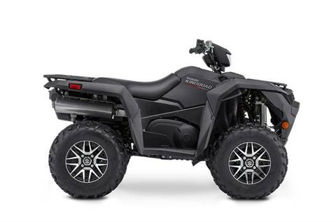 2019 Suzuki KingQuad 500AXi Power Steering SE+ in Laurel, Maryland