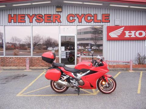 2014 Honda Interceptor® Deluxe in Laurel, Maryland - Photo 1