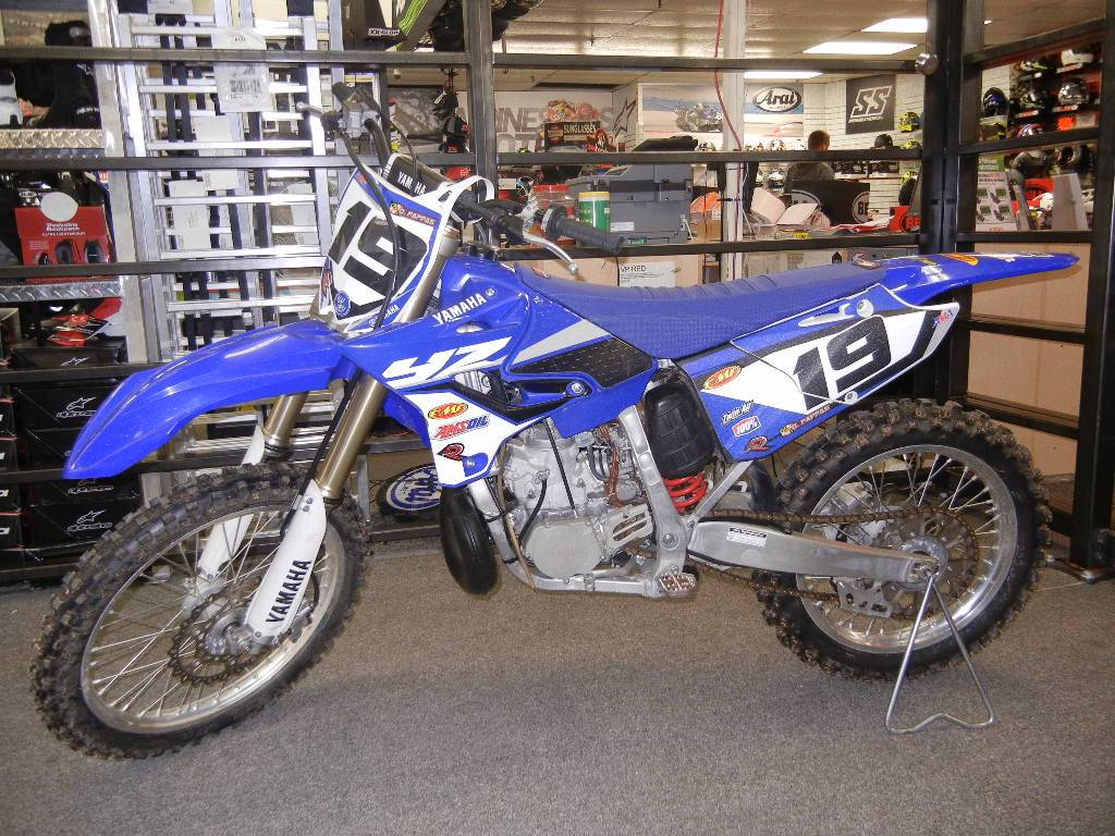 2012 Yamaha YZ250 in Laurel, Maryland - Photo 1