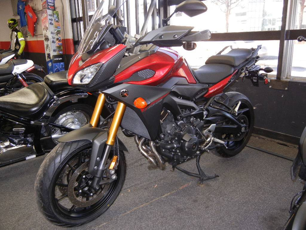 2015 Yamaha FJ-09 in Laurel, Maryland - Photo 1