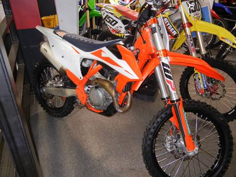 2018 KTM 450 SX-F Factory Edition in Laurel, Maryland