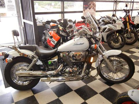 2003 Honda Shadow Spirit 750 in Laurel, Maryland