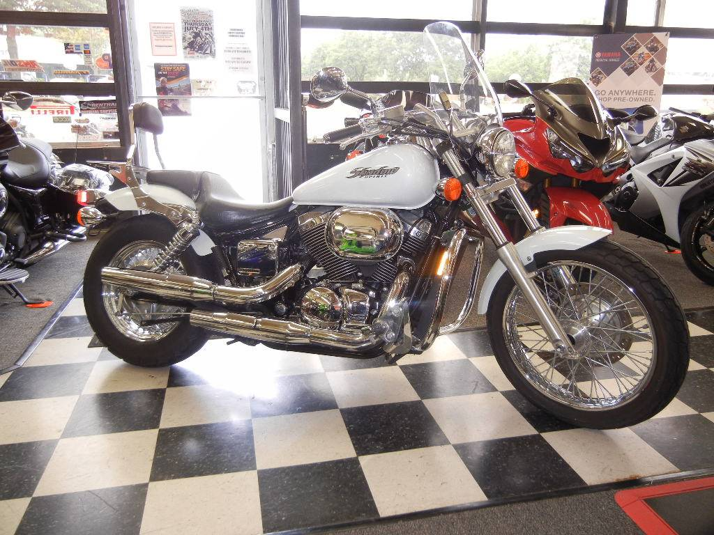 2003 Honda Shadow Spirit 750 in Laurel, Maryland - Photo 2