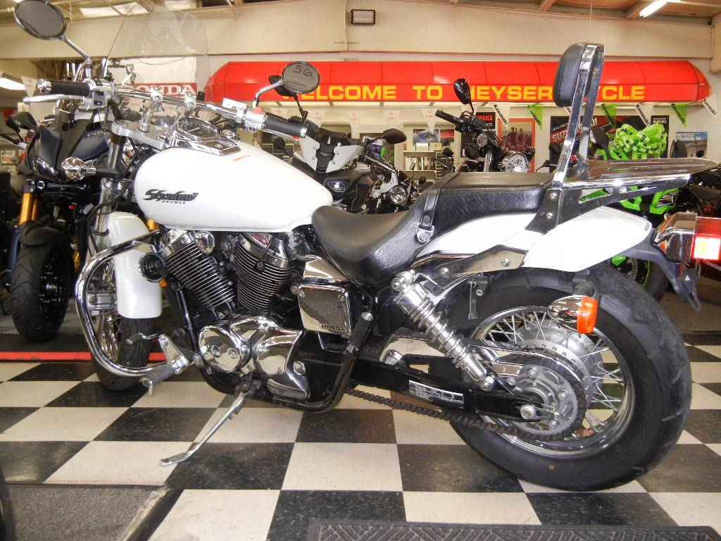 2003 Honda Shadow Spirit 750 in Laurel, Maryland - Photo 3