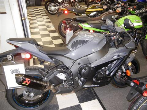 2019 Kawasaki Ninja ZX-10R ABS in Laurel, Maryland - Photo 1