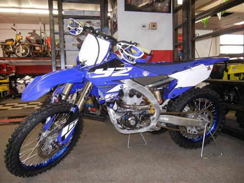 2016 Yamaha YZ250F in Laurel, Maryland