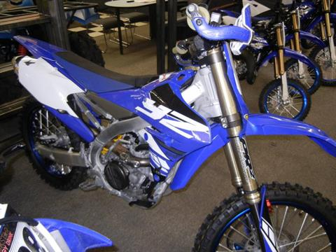 2016 Yamaha YZ250F in Laurel, Maryland - Photo 2