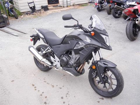 2013 Honda CB500X in Laurel, Maryland