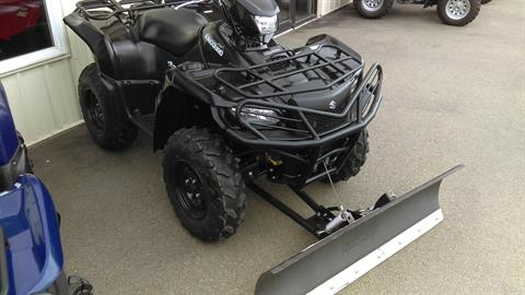 2011 Suzuki KingQuad® 750AXi in Butte, Montana
