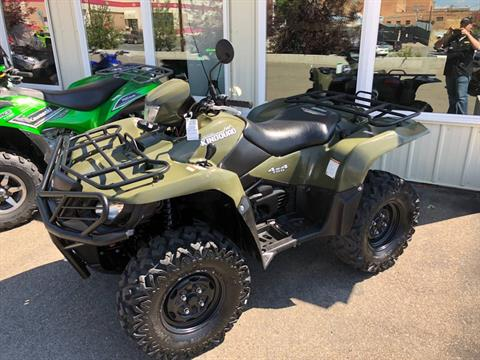 2007 Suzuki KingQuad® 700 4x4 in Butte, Montana