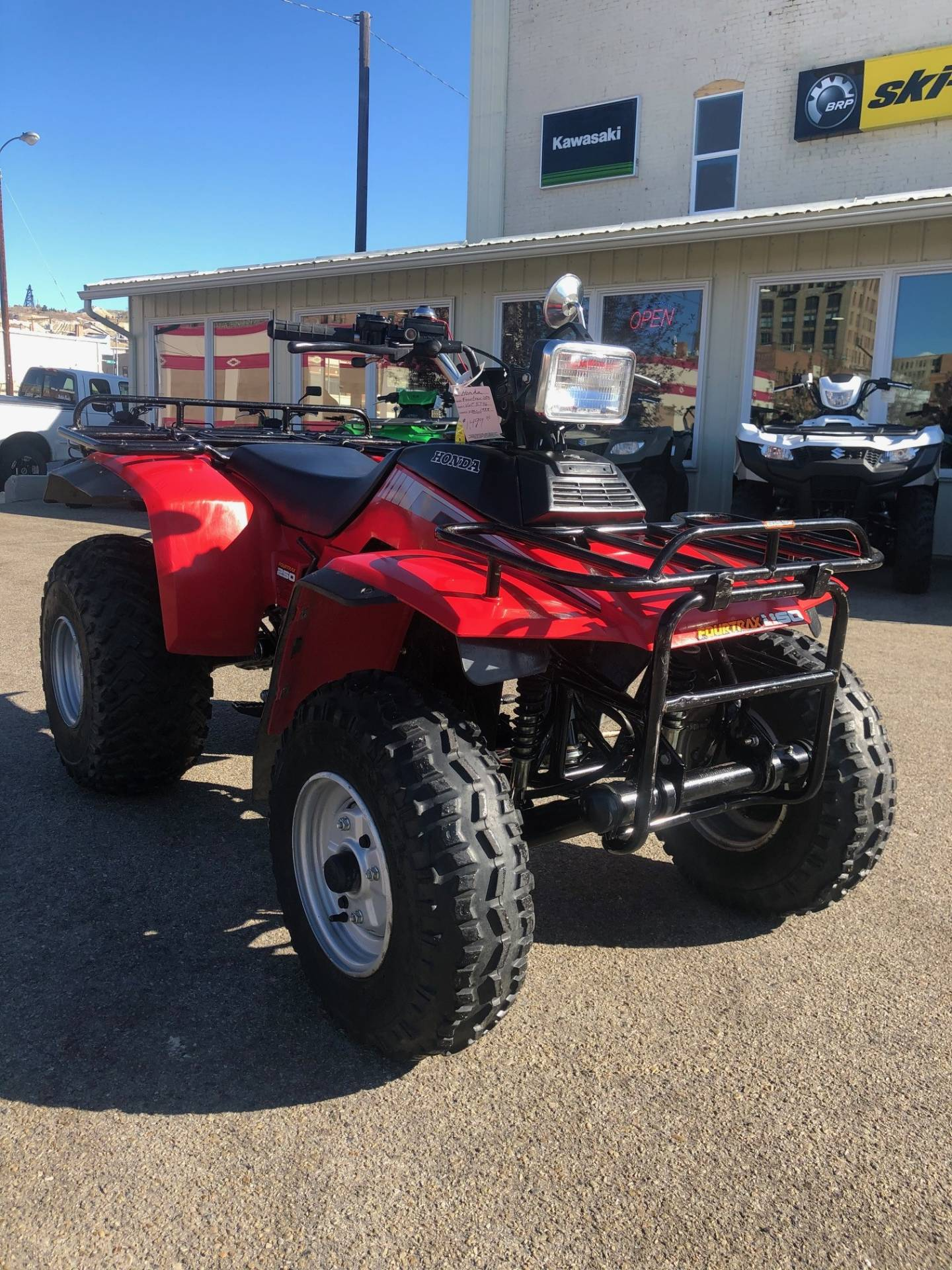 1985 Honda FOUR-TRAX in Butte, Montana - Photo 1