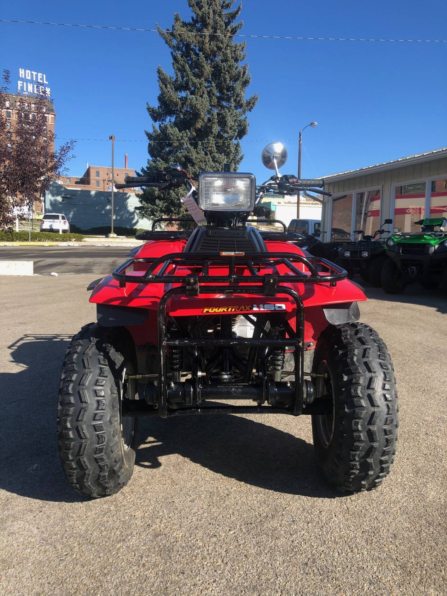 1985 Honda FOUR-TRAX in Butte, Montana - Photo 4